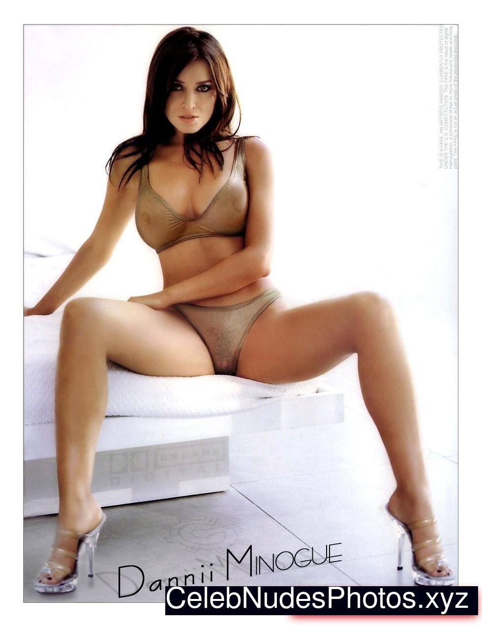 Free Danni Minogue Nude Pics 56