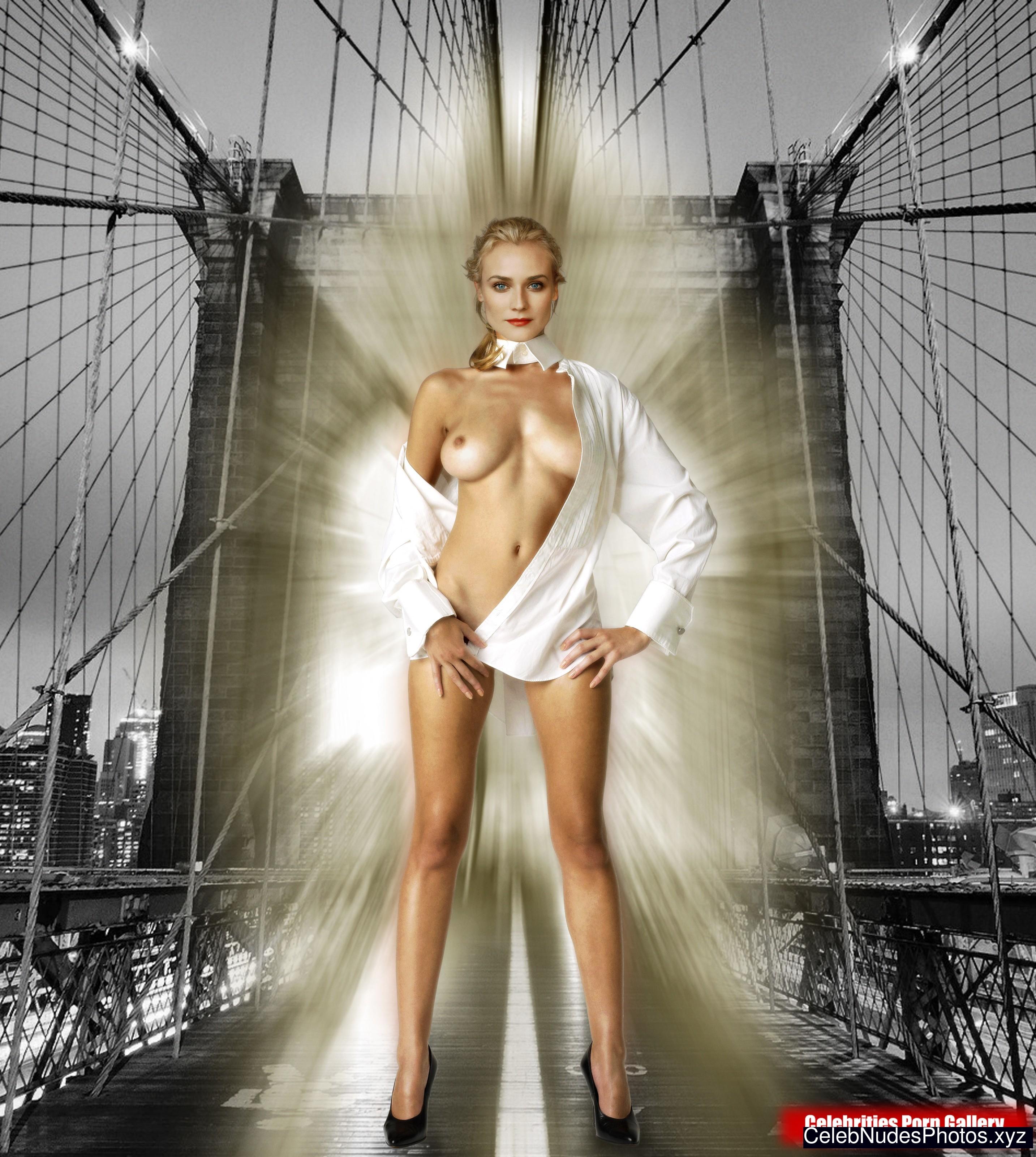 Diane Kruger nude celebrity