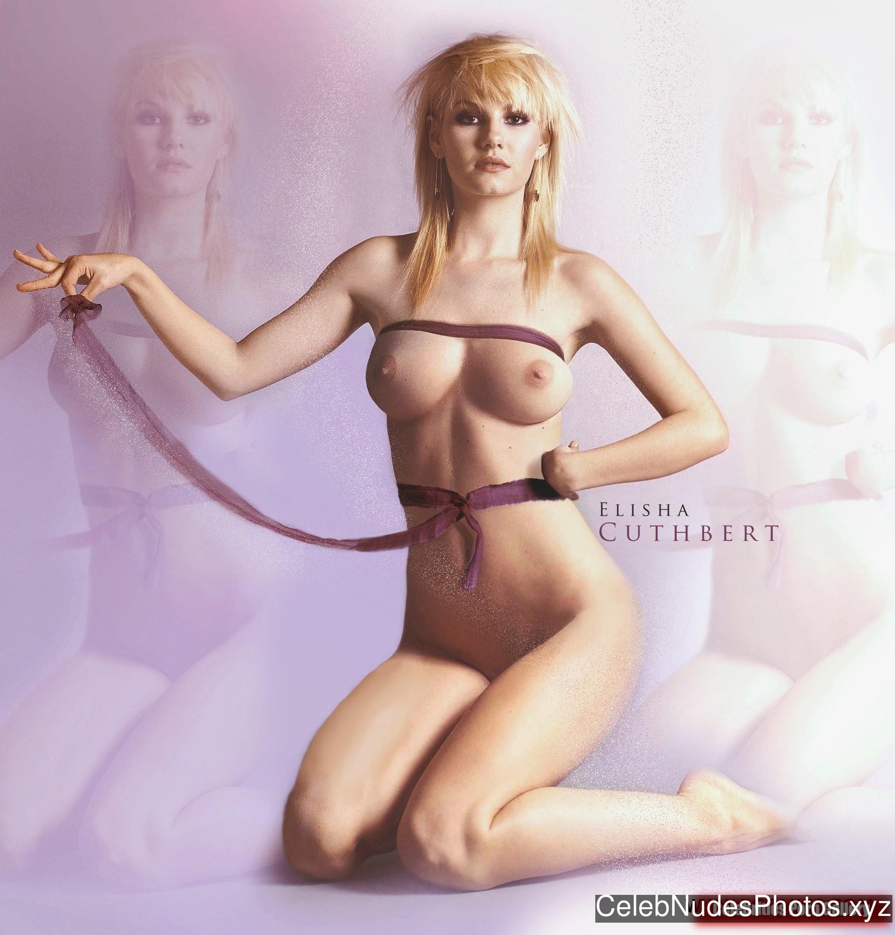 Elisha Cuthbert naked
