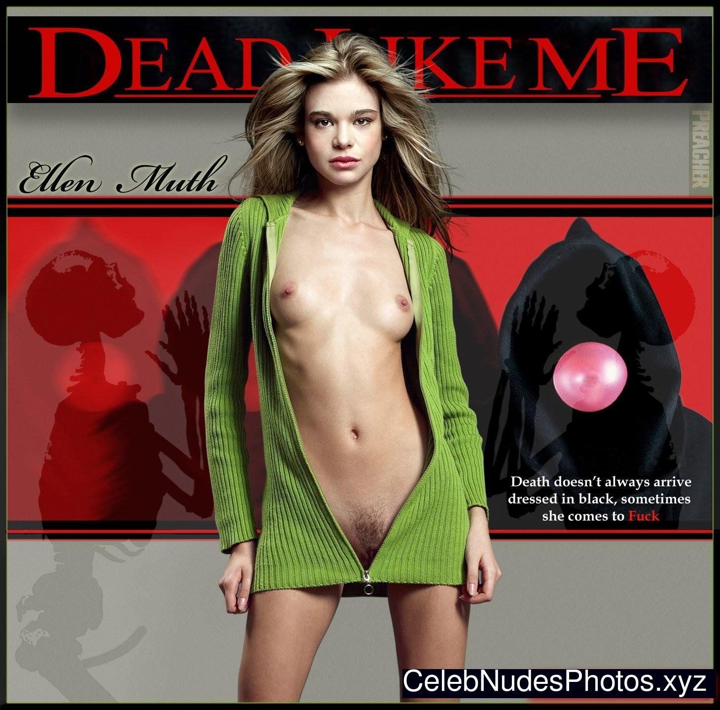 Ellen Muth nude celeb