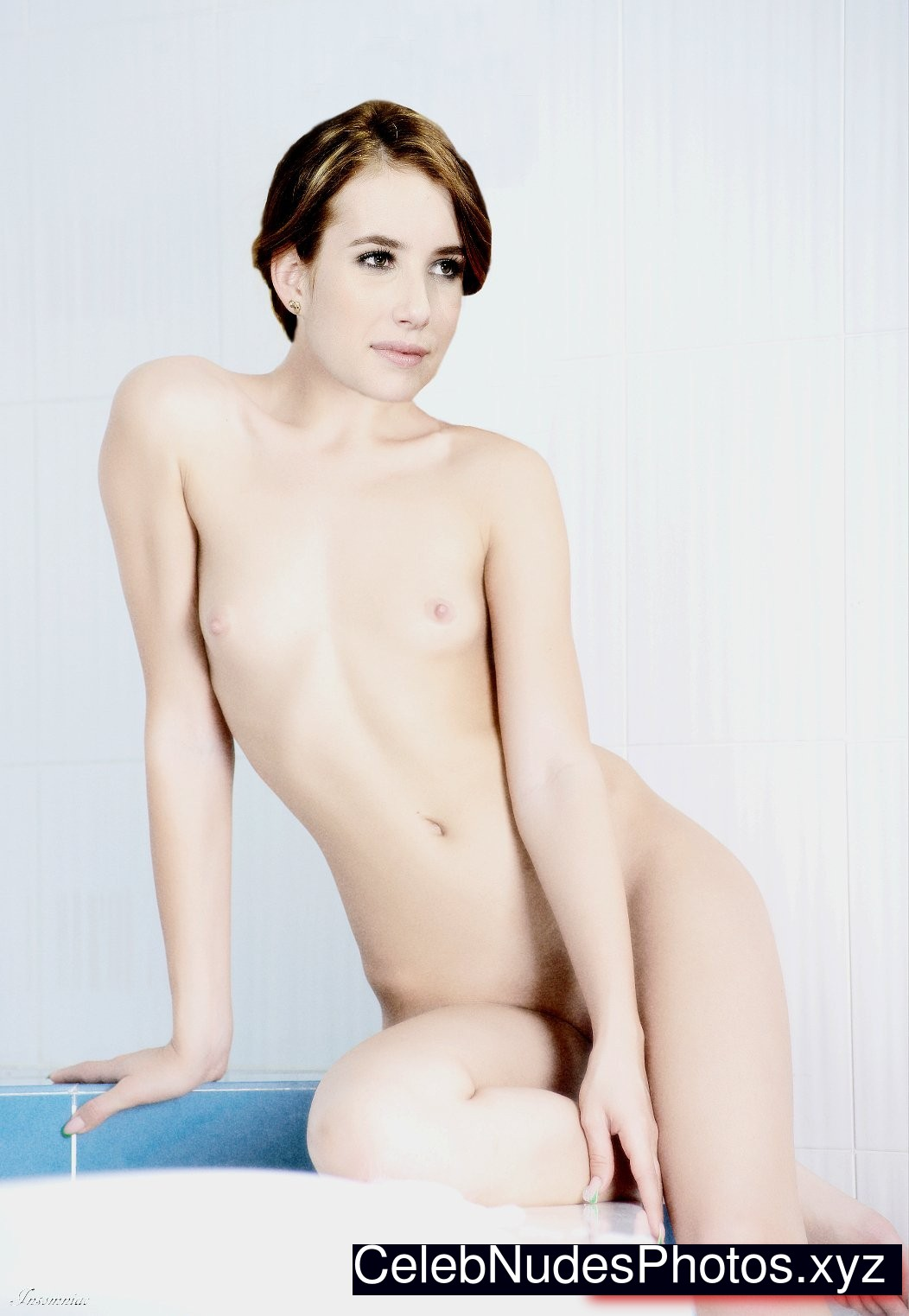 Sexy emma roberts nude this