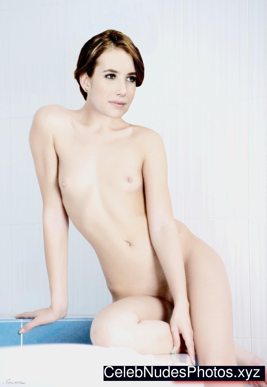 Emma Roberts naked celebrity pics