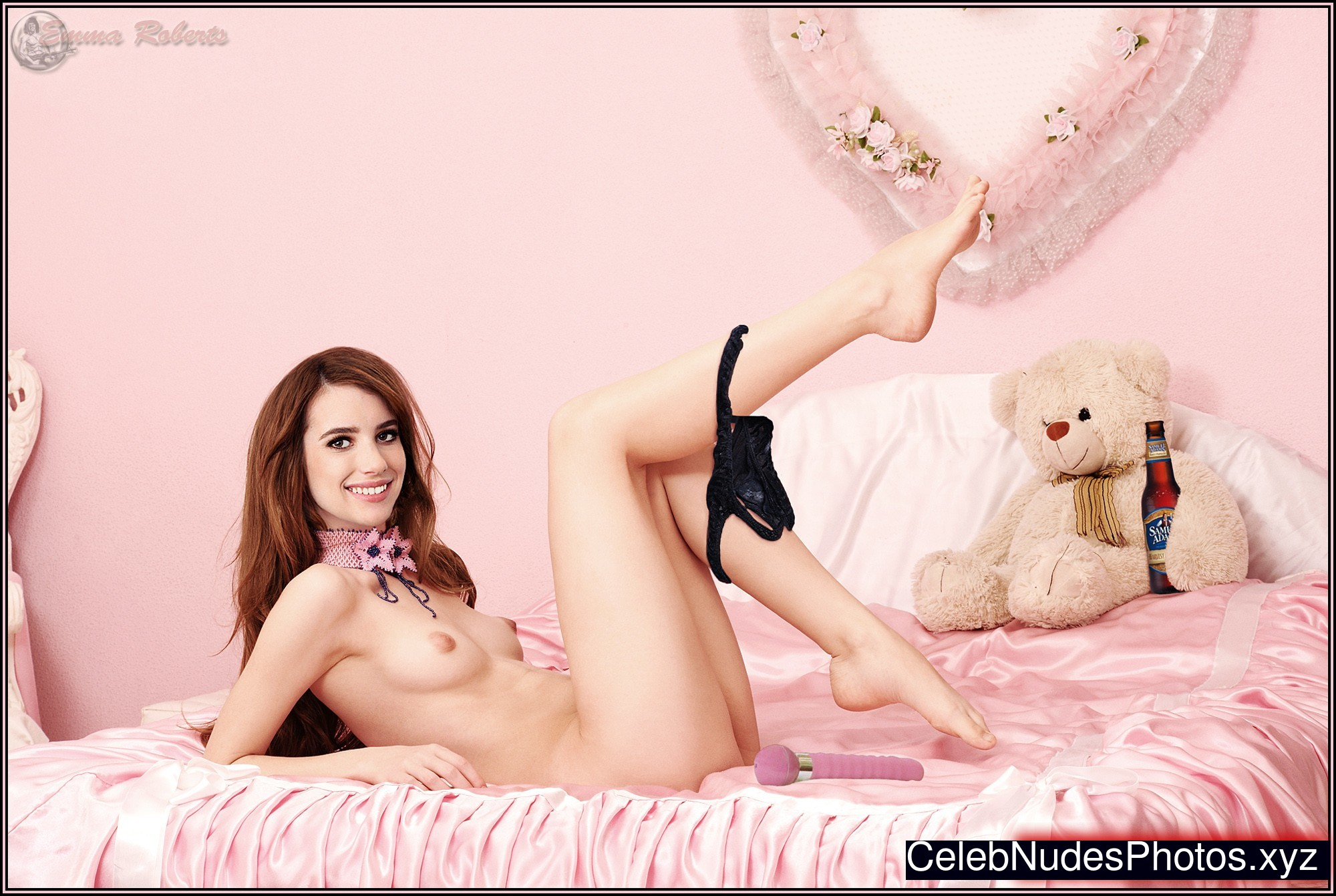 Emma Roberts nude
