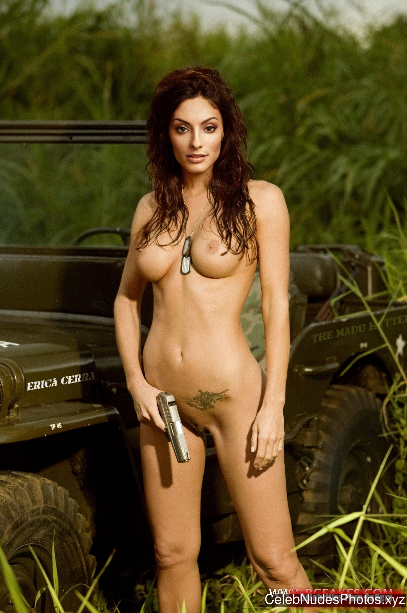 Erica Cerra nude celebrity pics