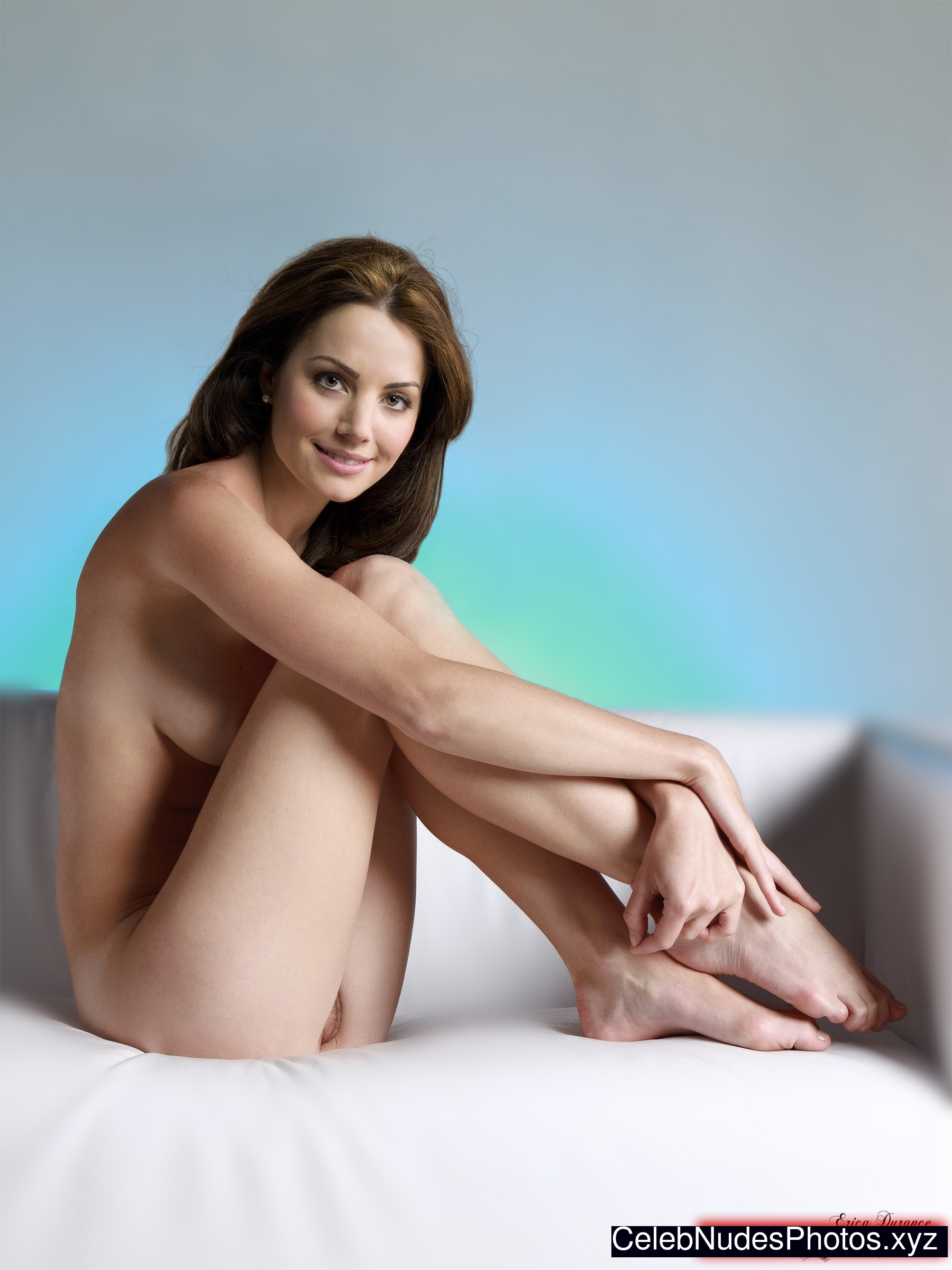 Erica Durance fake nude celebs