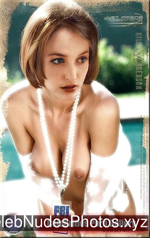 Gillian Anderson free nude celebs