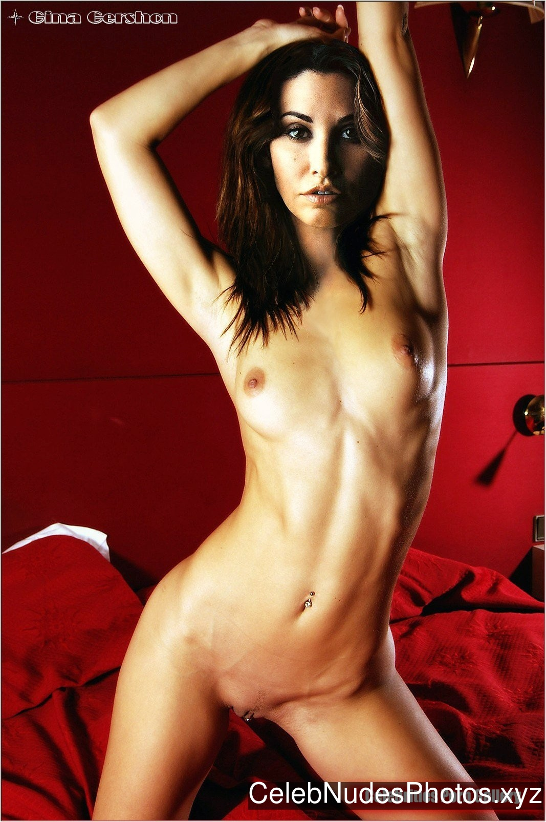 Sorry, Gina gershon nude real not despond!