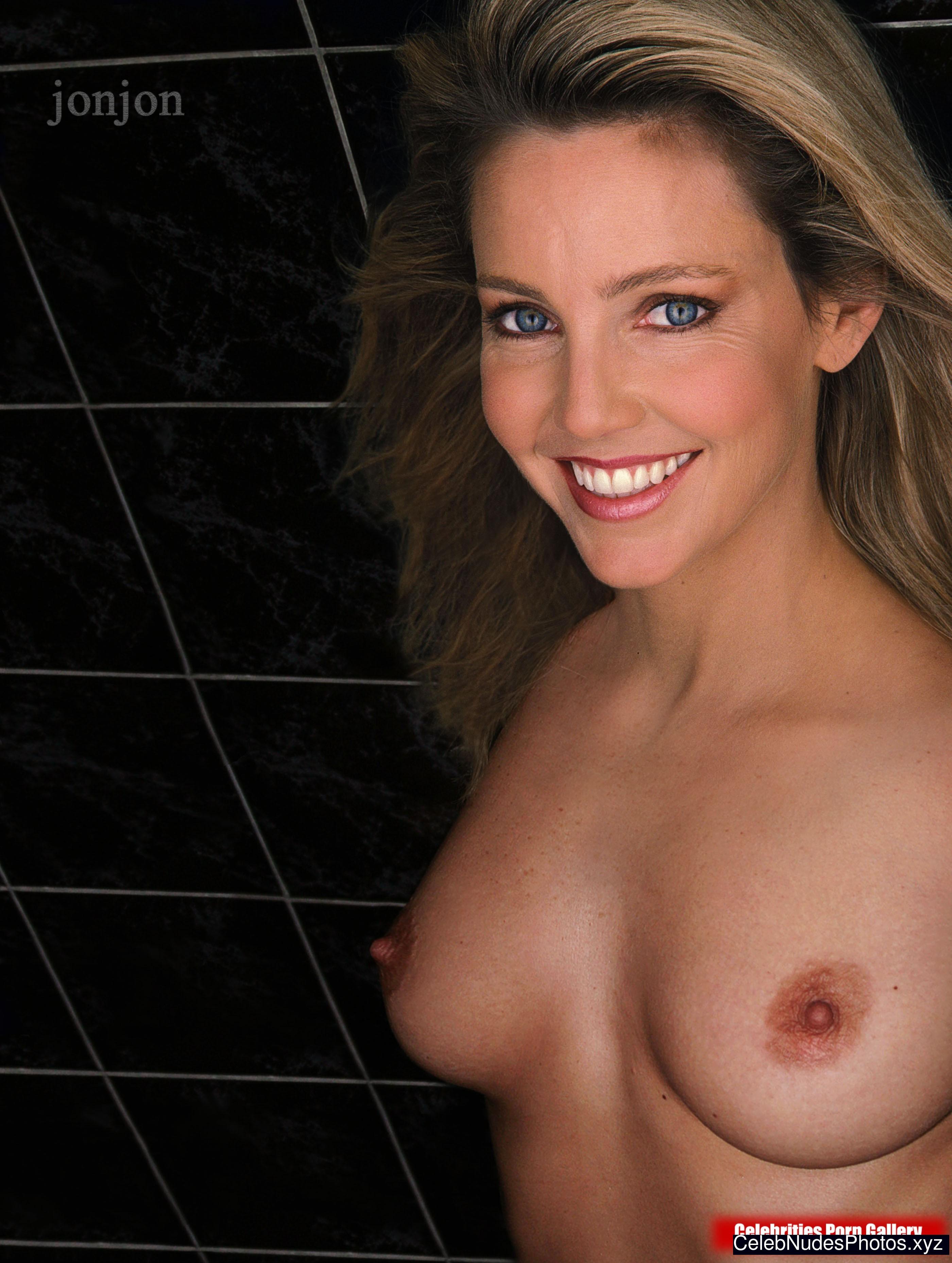 Heather Locklear celebrity nudes
