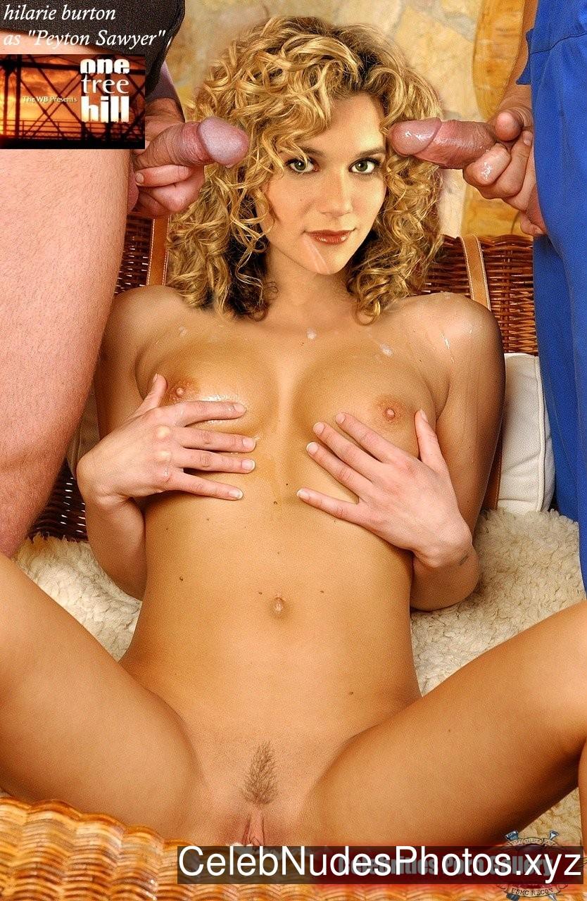 Hilarie Burton naked celebritys