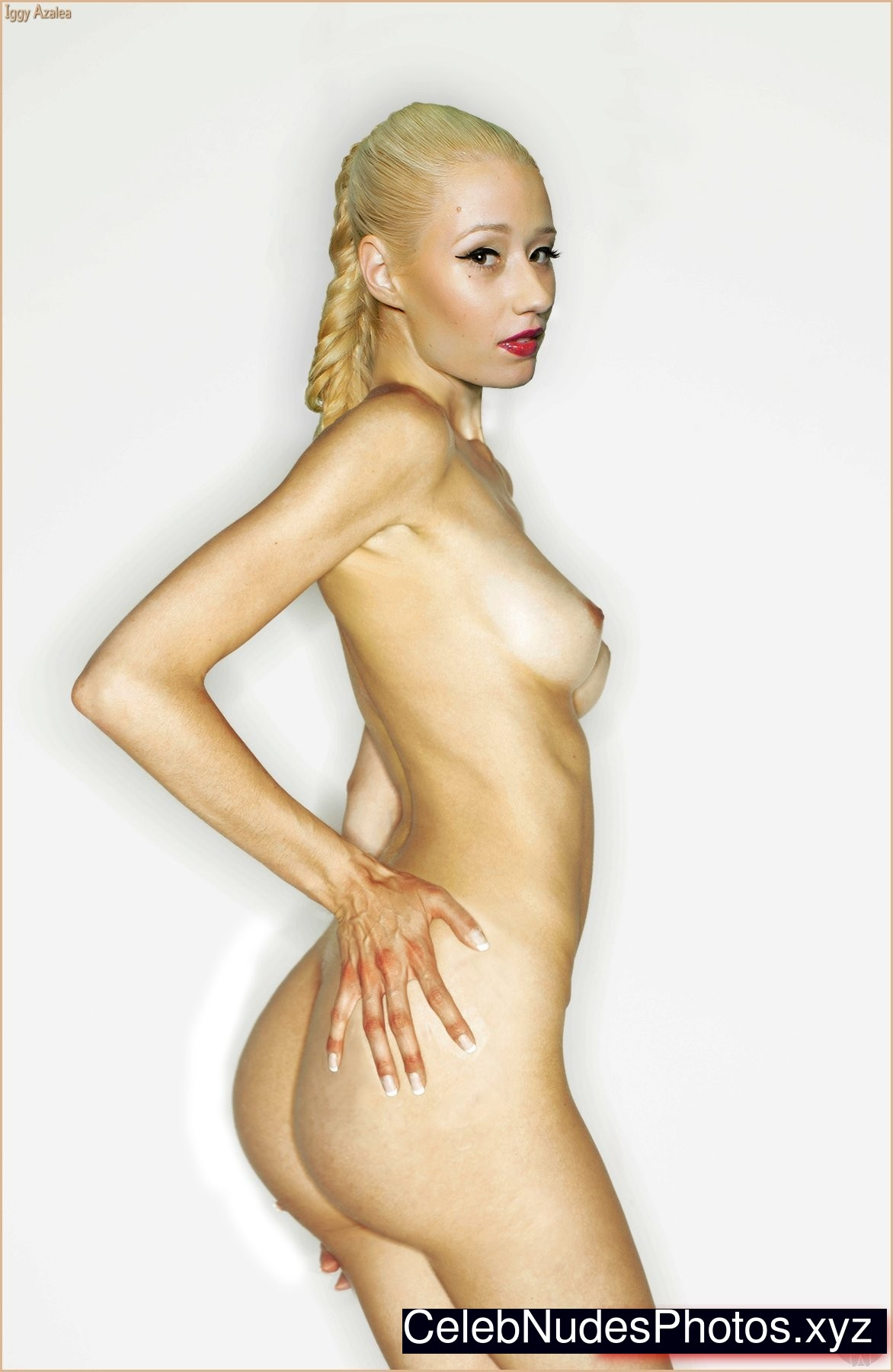 Iggy Azalea nude celeb pics