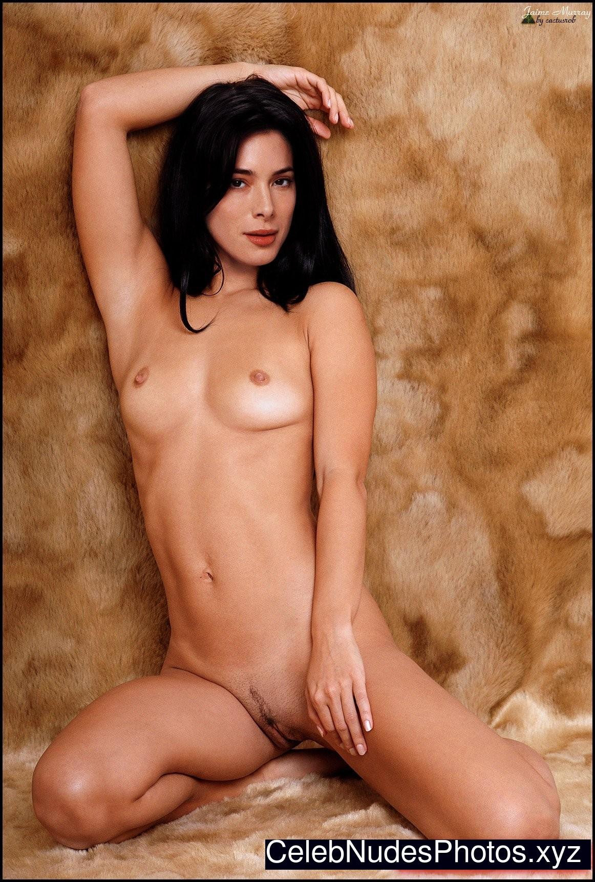 Jaime Murray celebrities naked