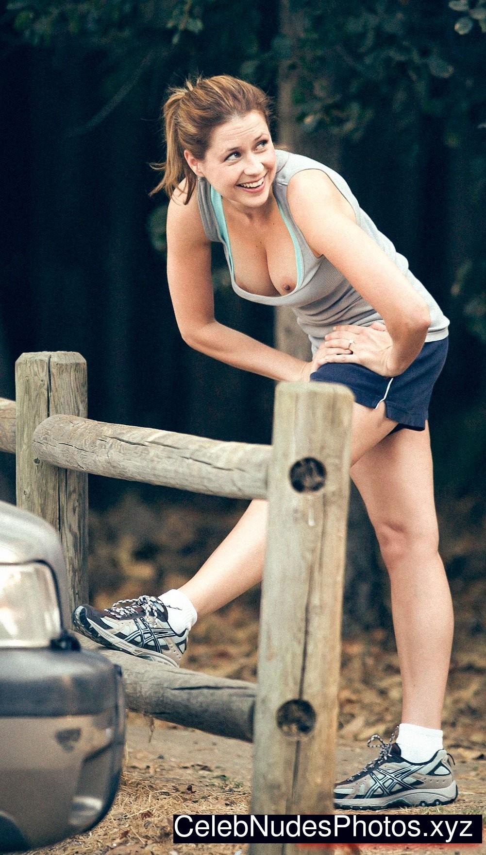 Jenna Fischer celebrities naked