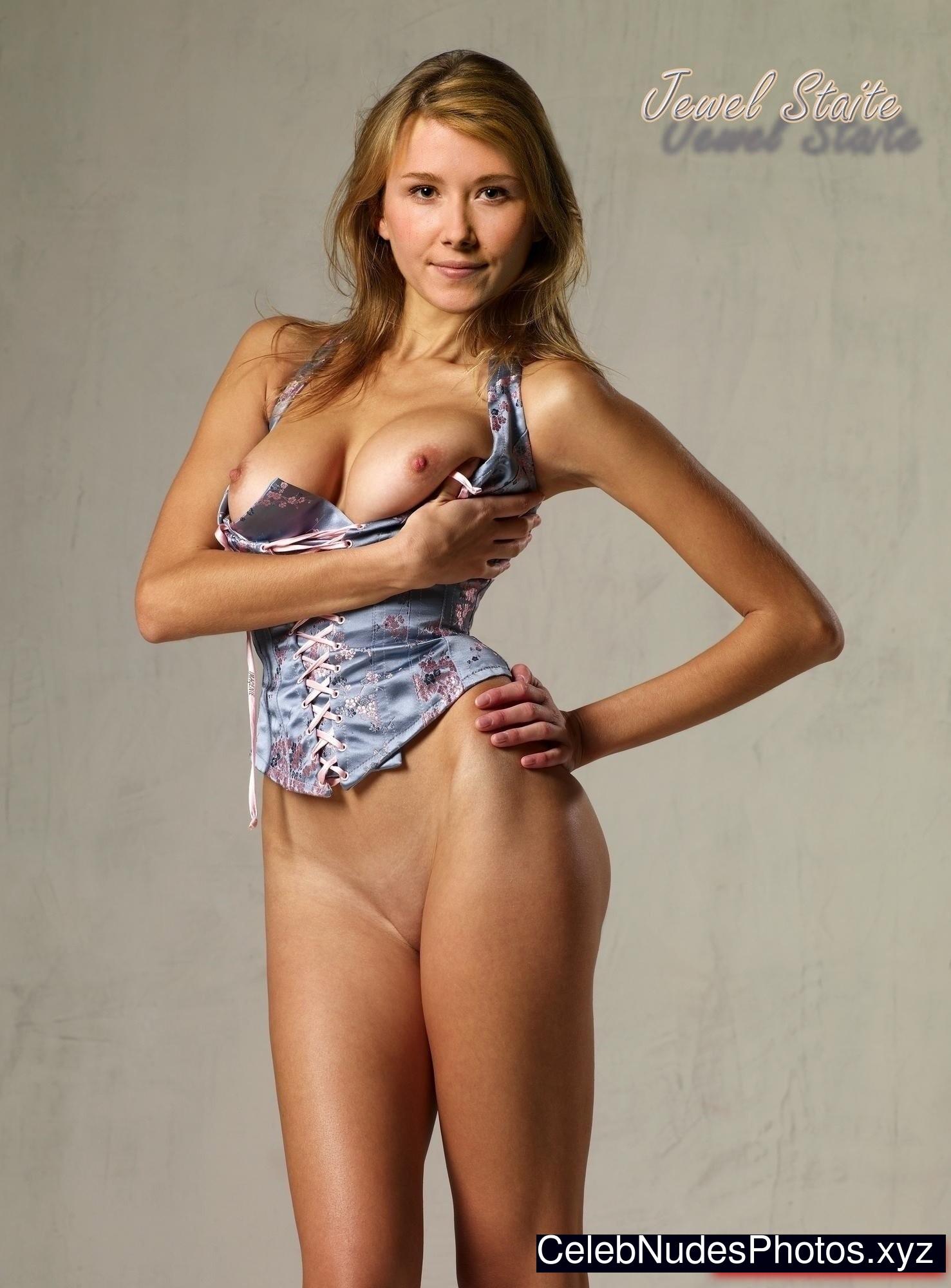Jewel Staite nude celebrities