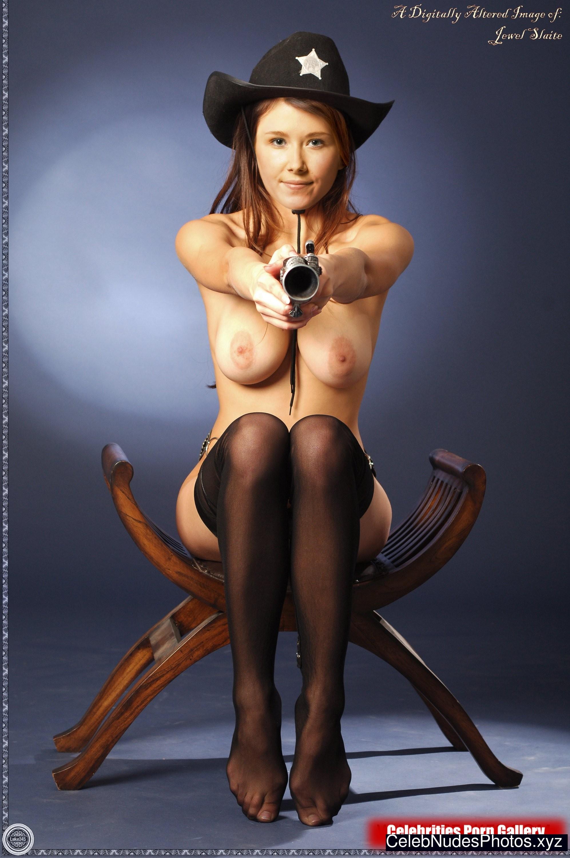 Jewel Staite nude celebrity pics