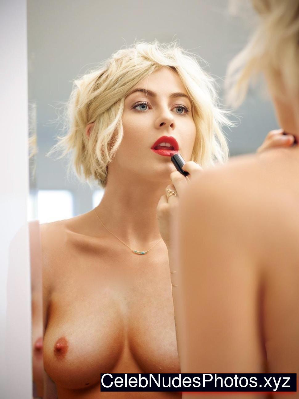 Julianne Hough nude celebs