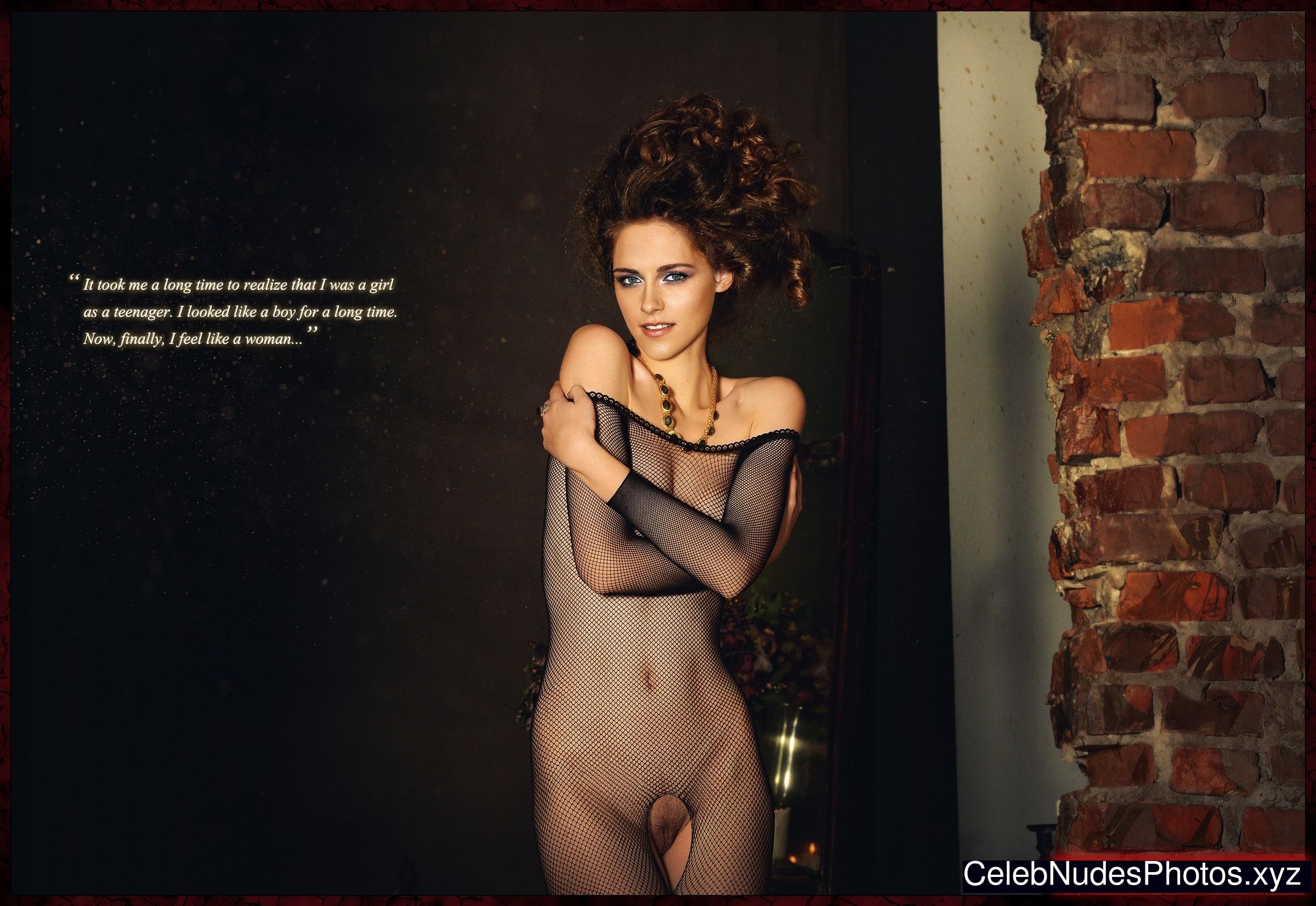Kristen Stewart naked celebrities