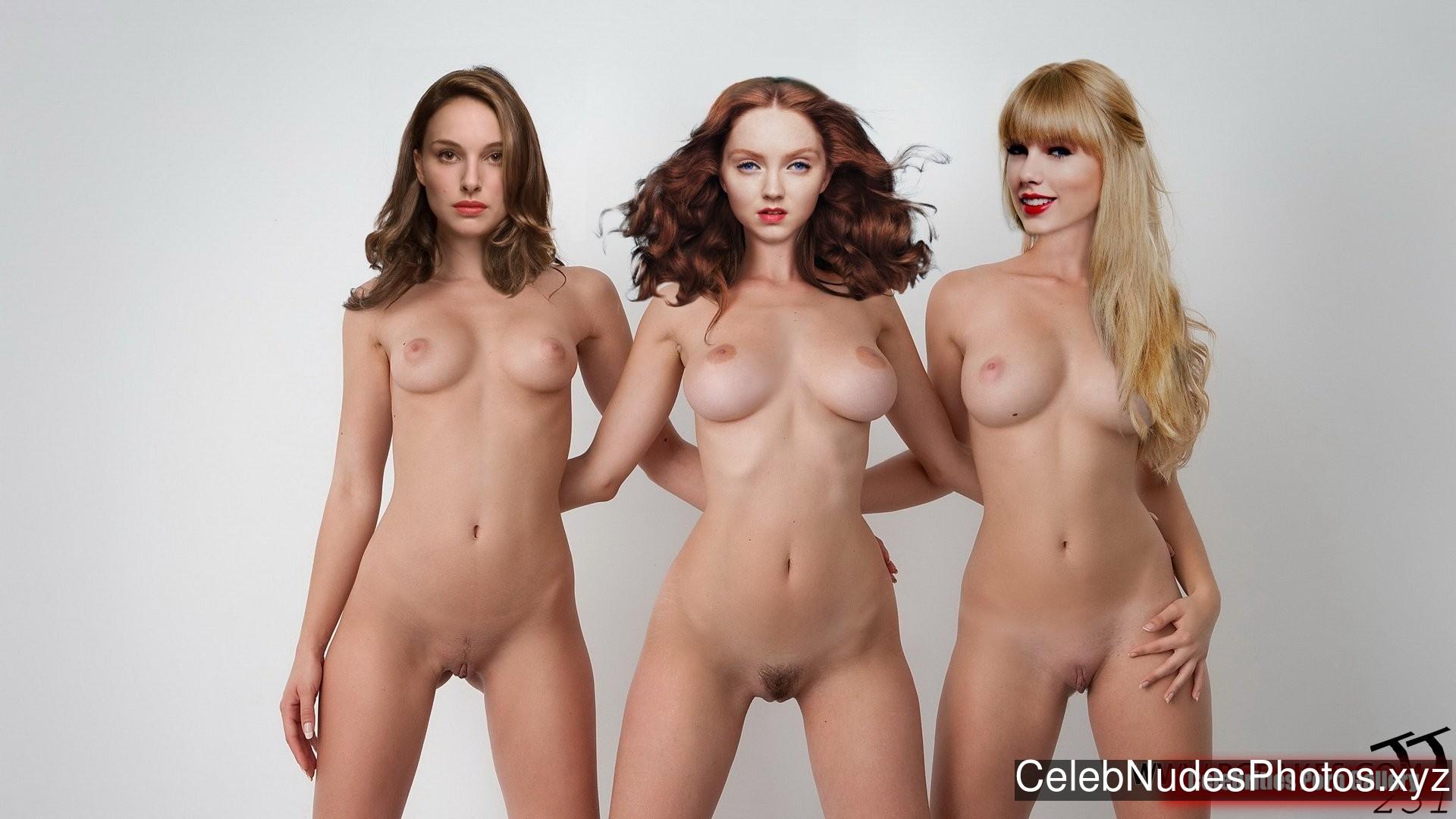 Lily Cole celebrity nude