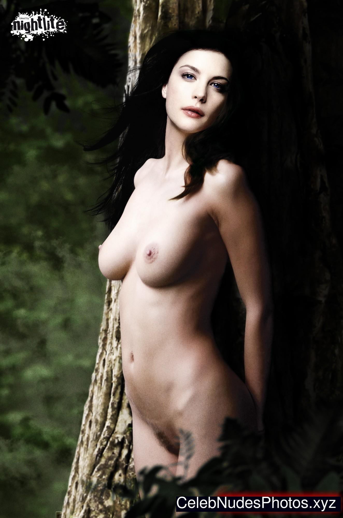 Liv Tyler celebrities naked