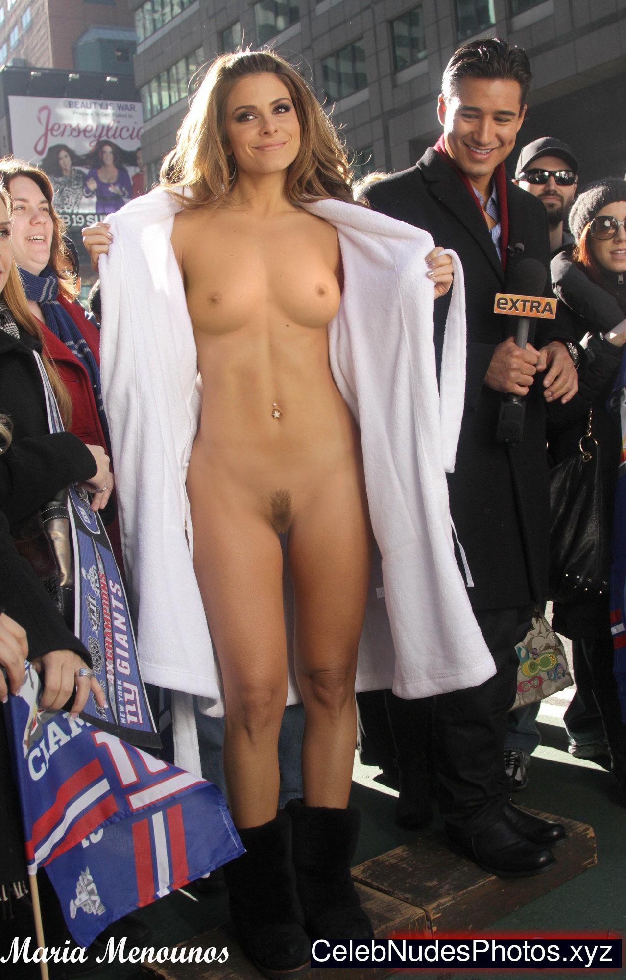 maria menounos nude fake
