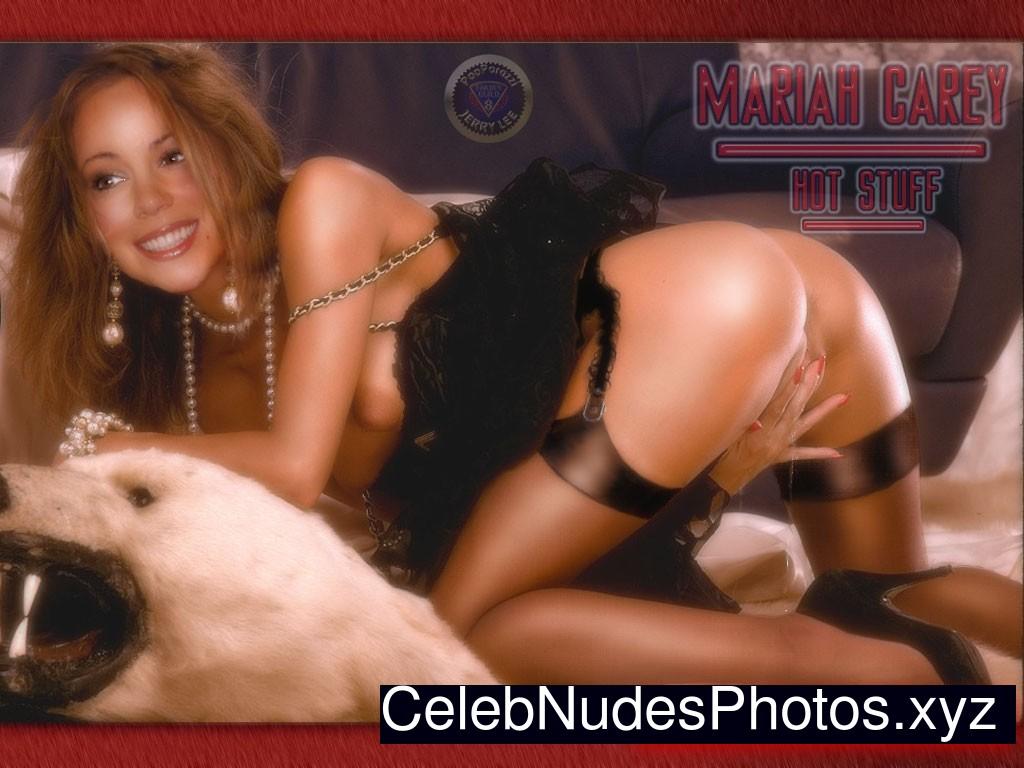 Mariah Carey celebrities naked