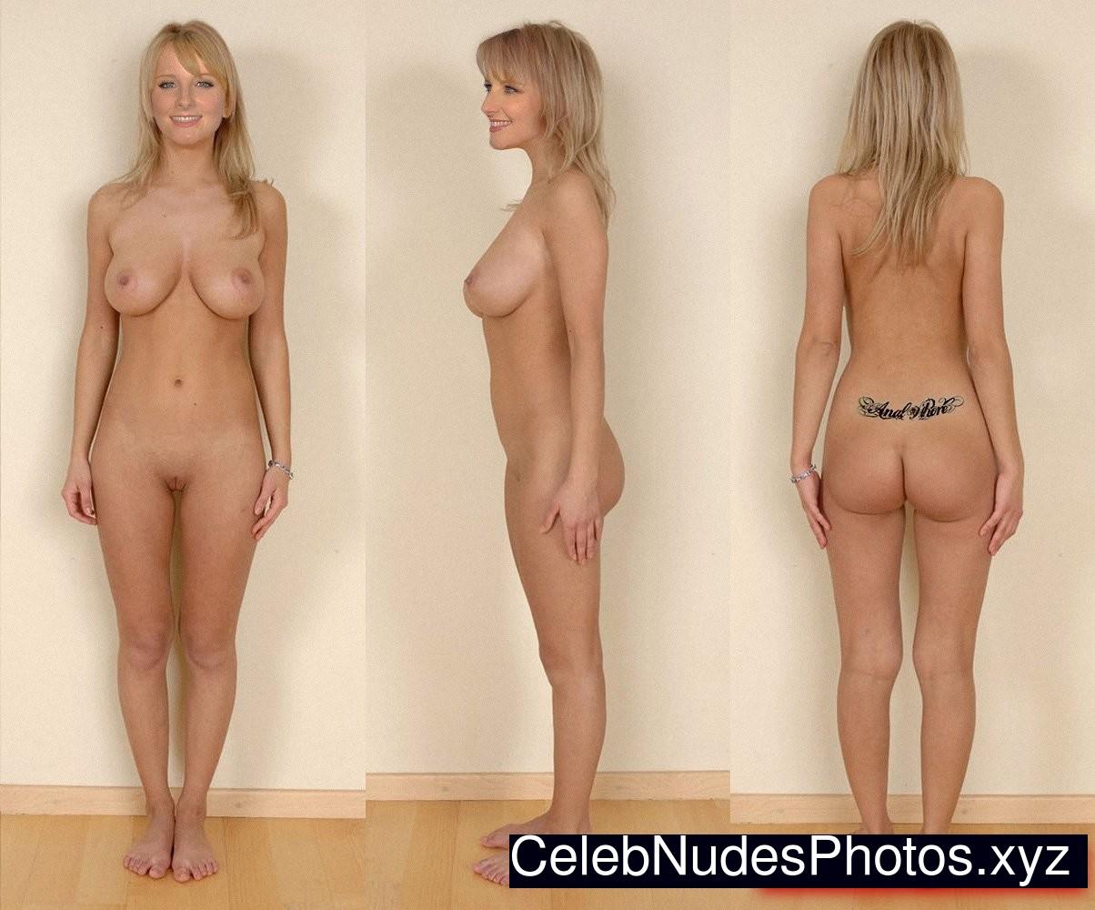 Melissa Rauch fake nude celebs