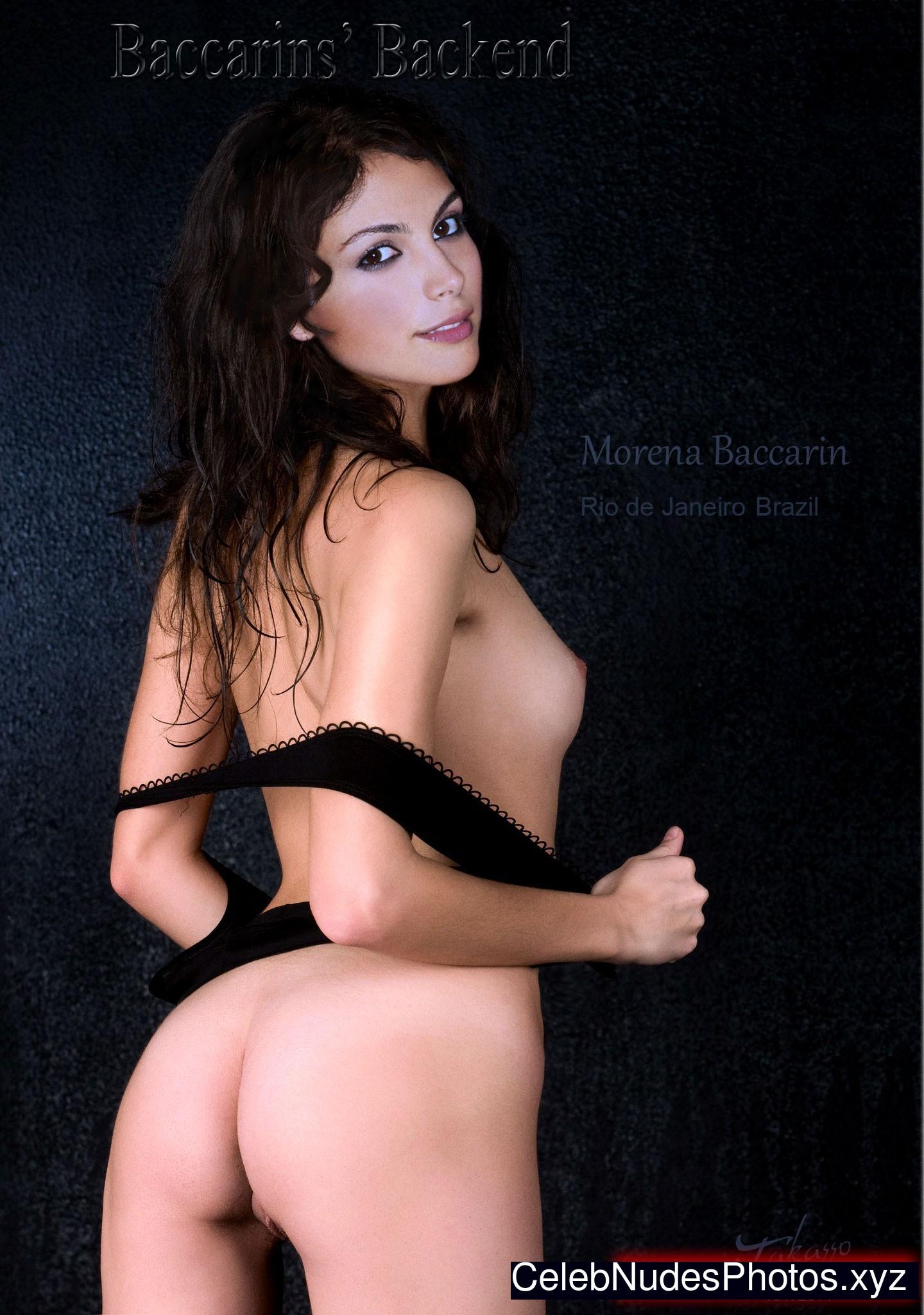 Morena Baccarin celeb nudes