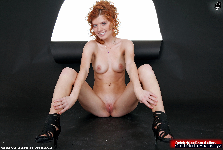 Nastya Zadorozhnaya nude celebrity pictures
