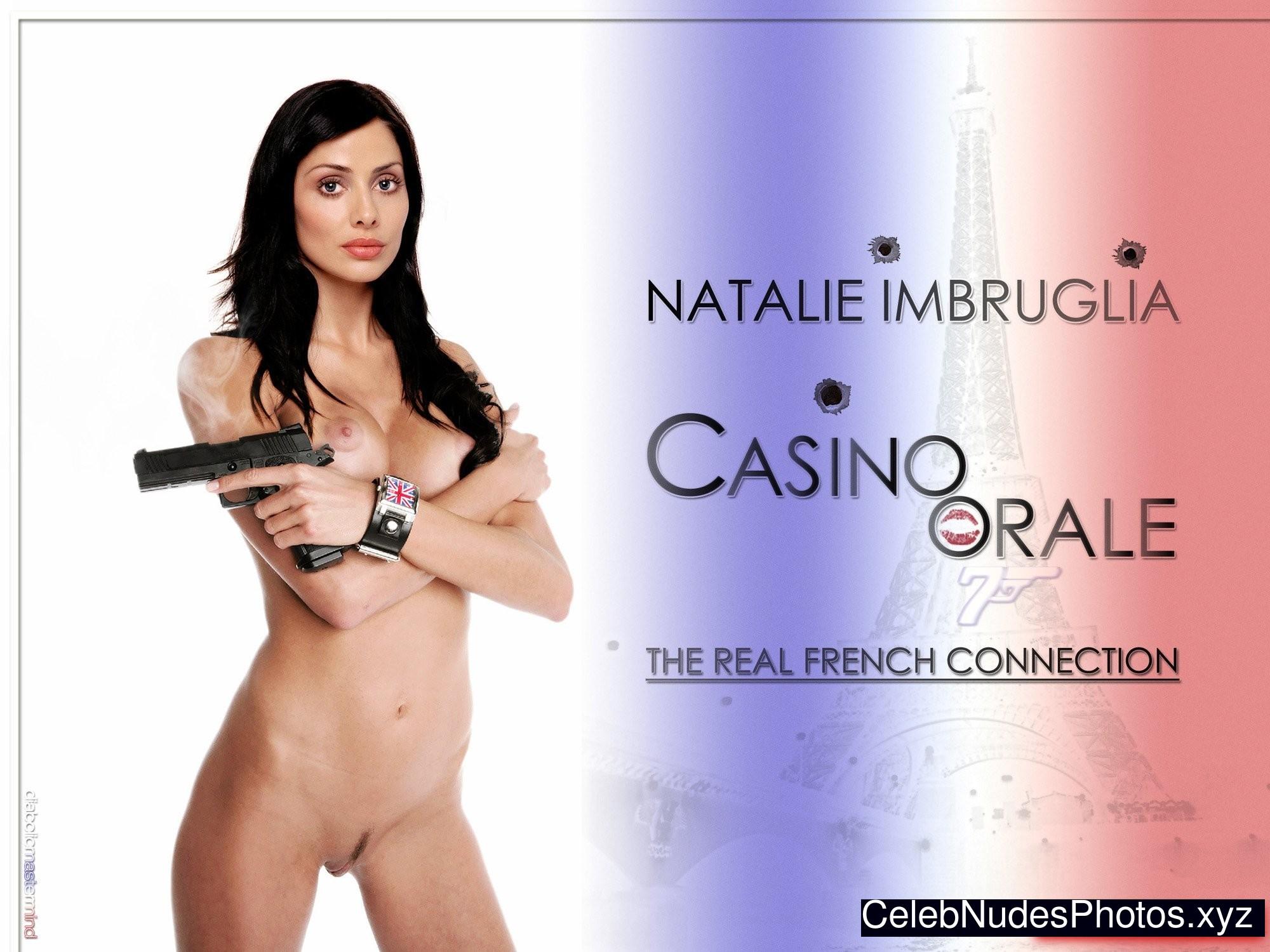 Natalie Imbruglia nude celeb