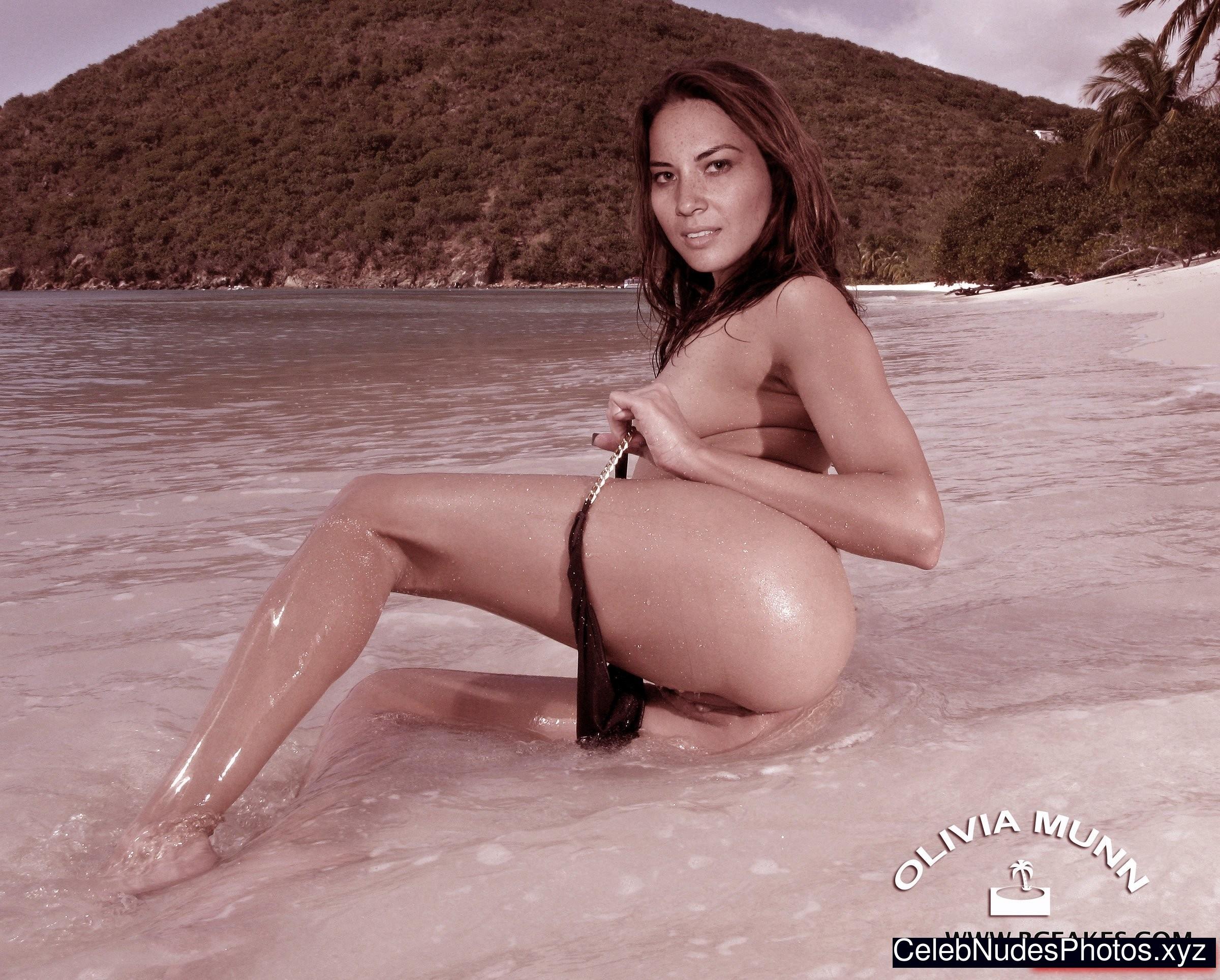 Olivia Munn celebrity naked