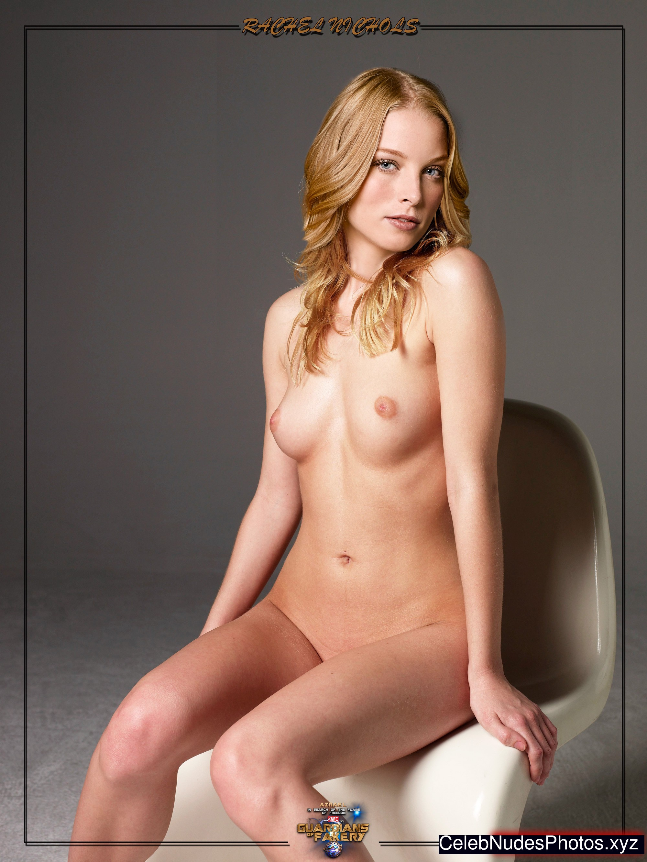 Rachel Nichols celebrity naked