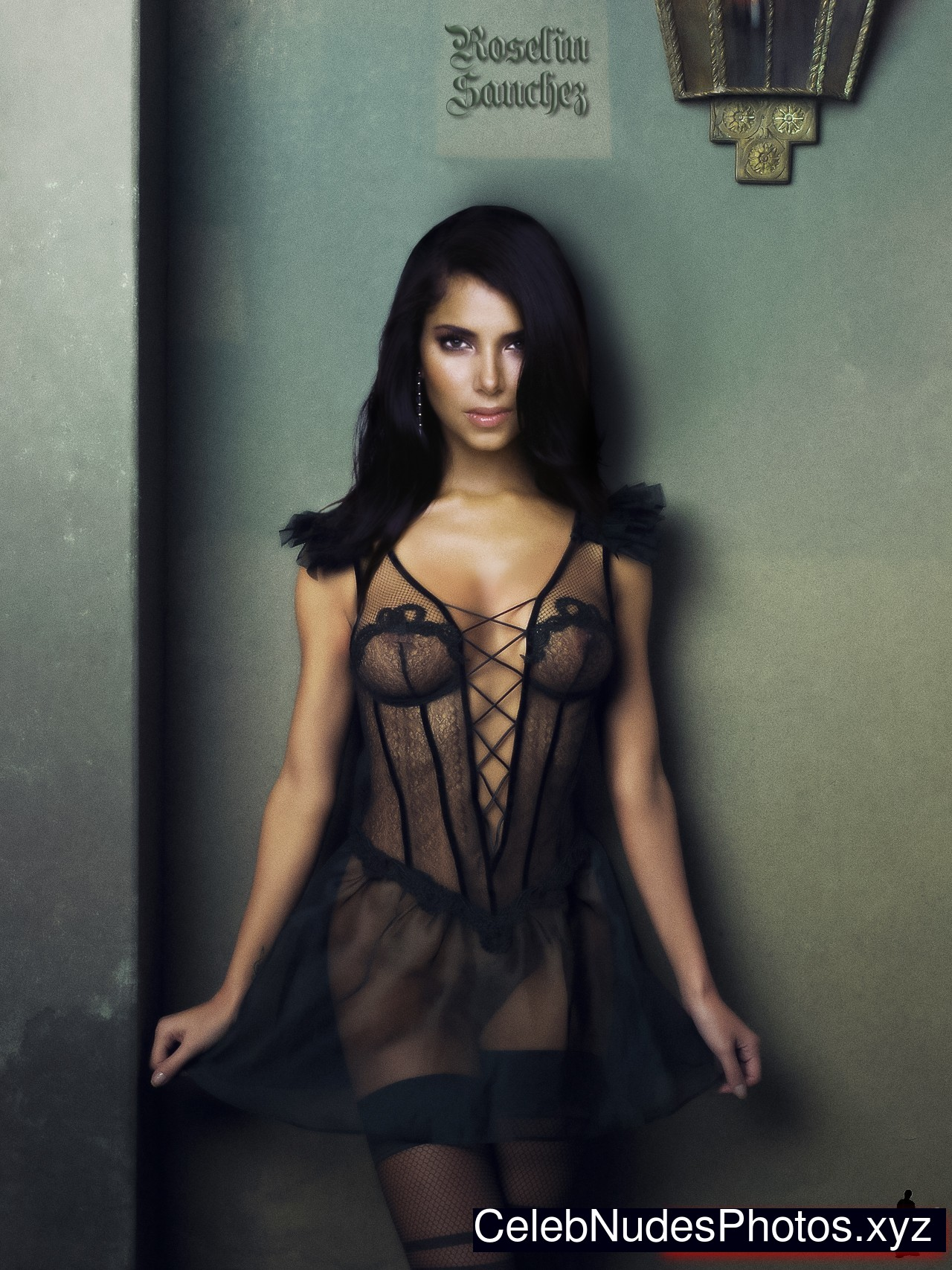 Roselyn Sánchez free nude celebs