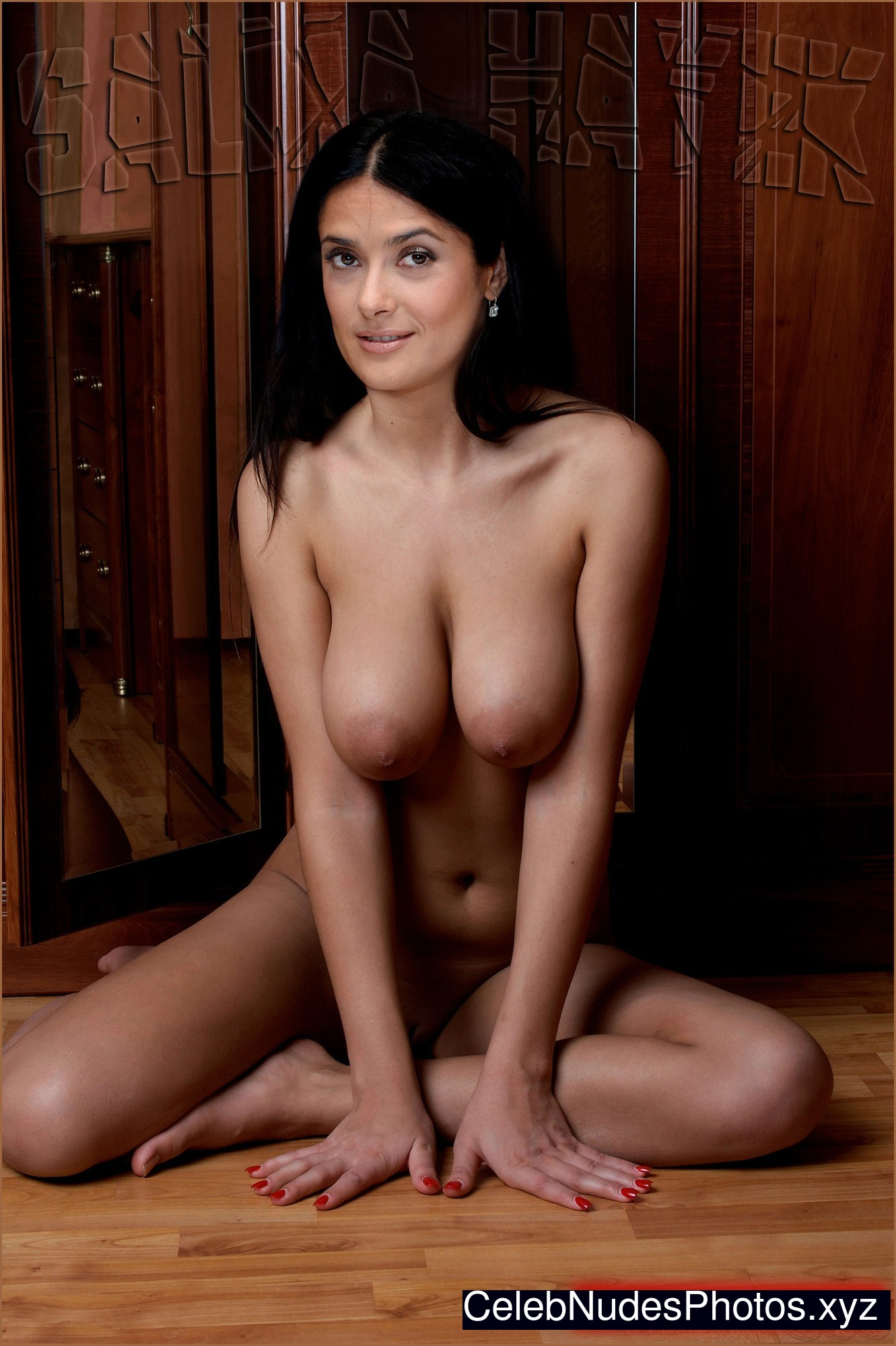 Salma Hayek nude celebrities