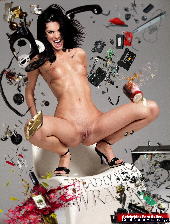 Sandra Bullock naked celebrity pics