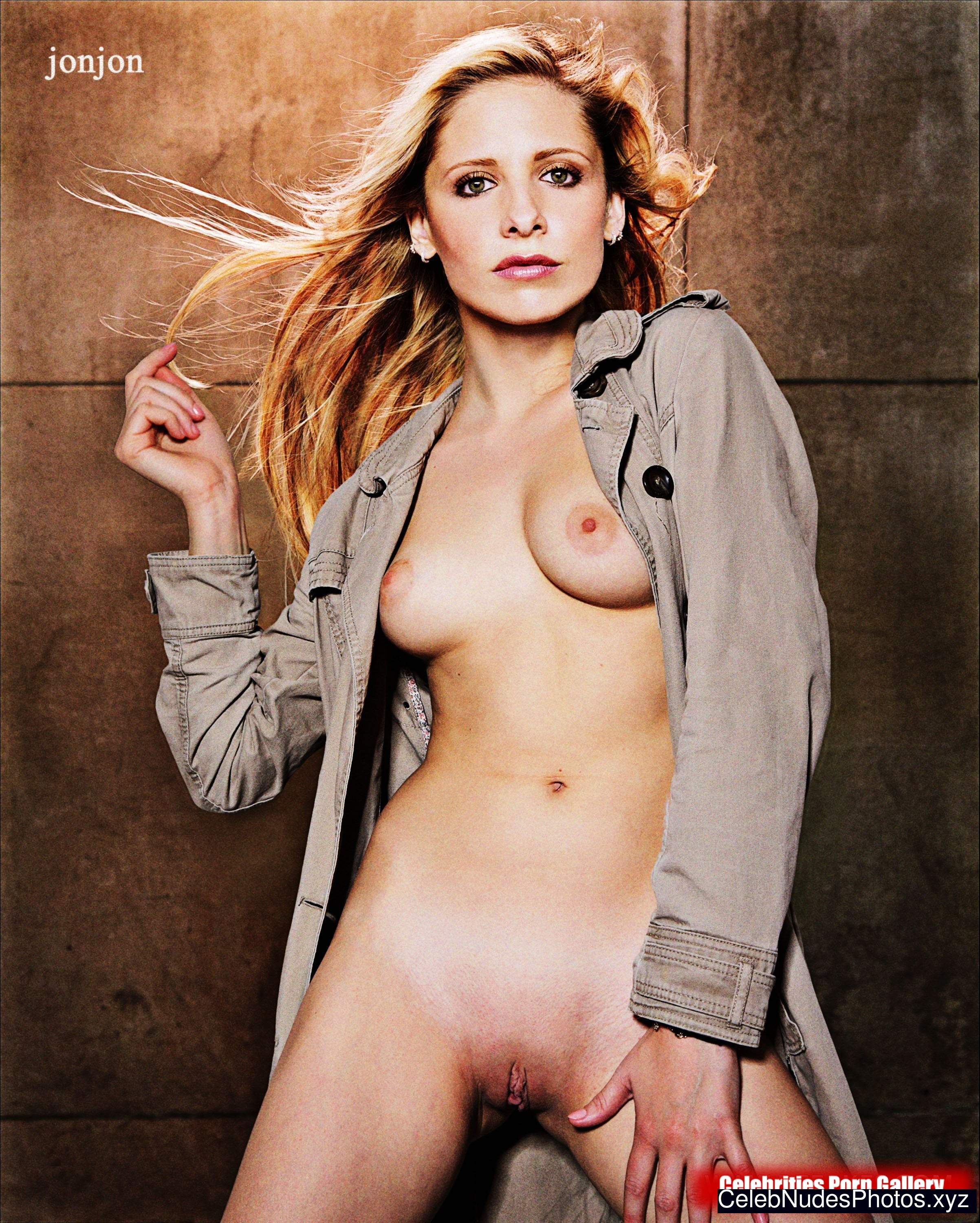 Sarah Michelle Gellar naked celebrities