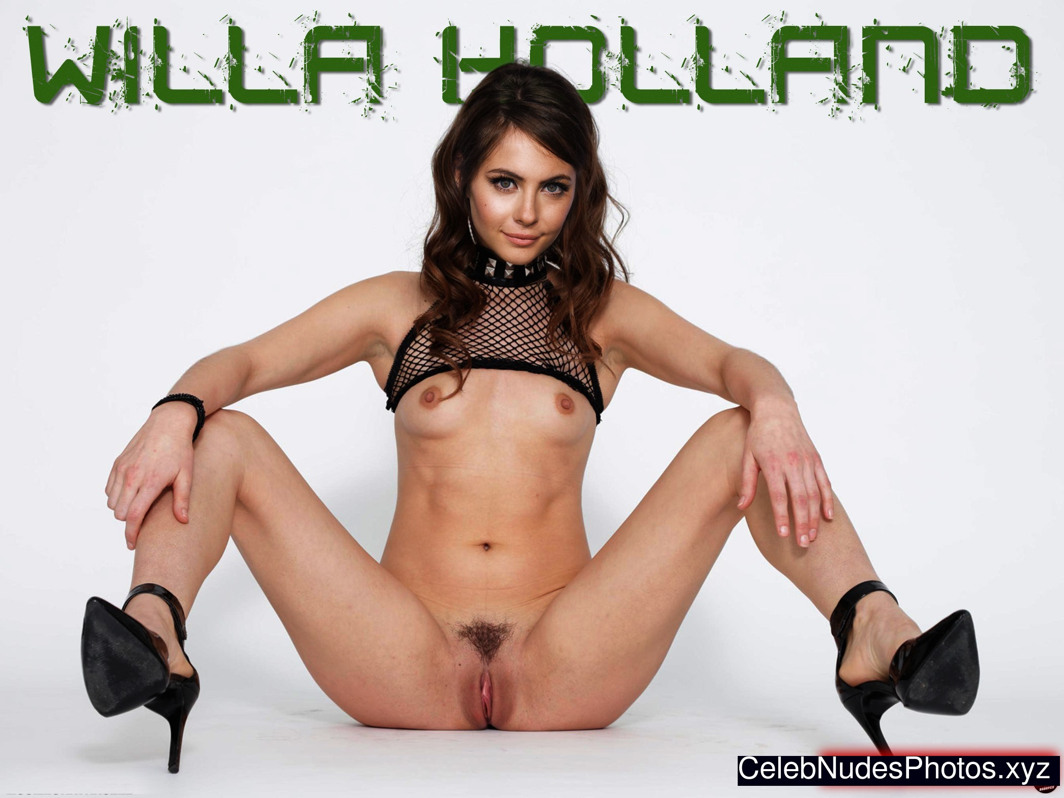 Willa Holland nude