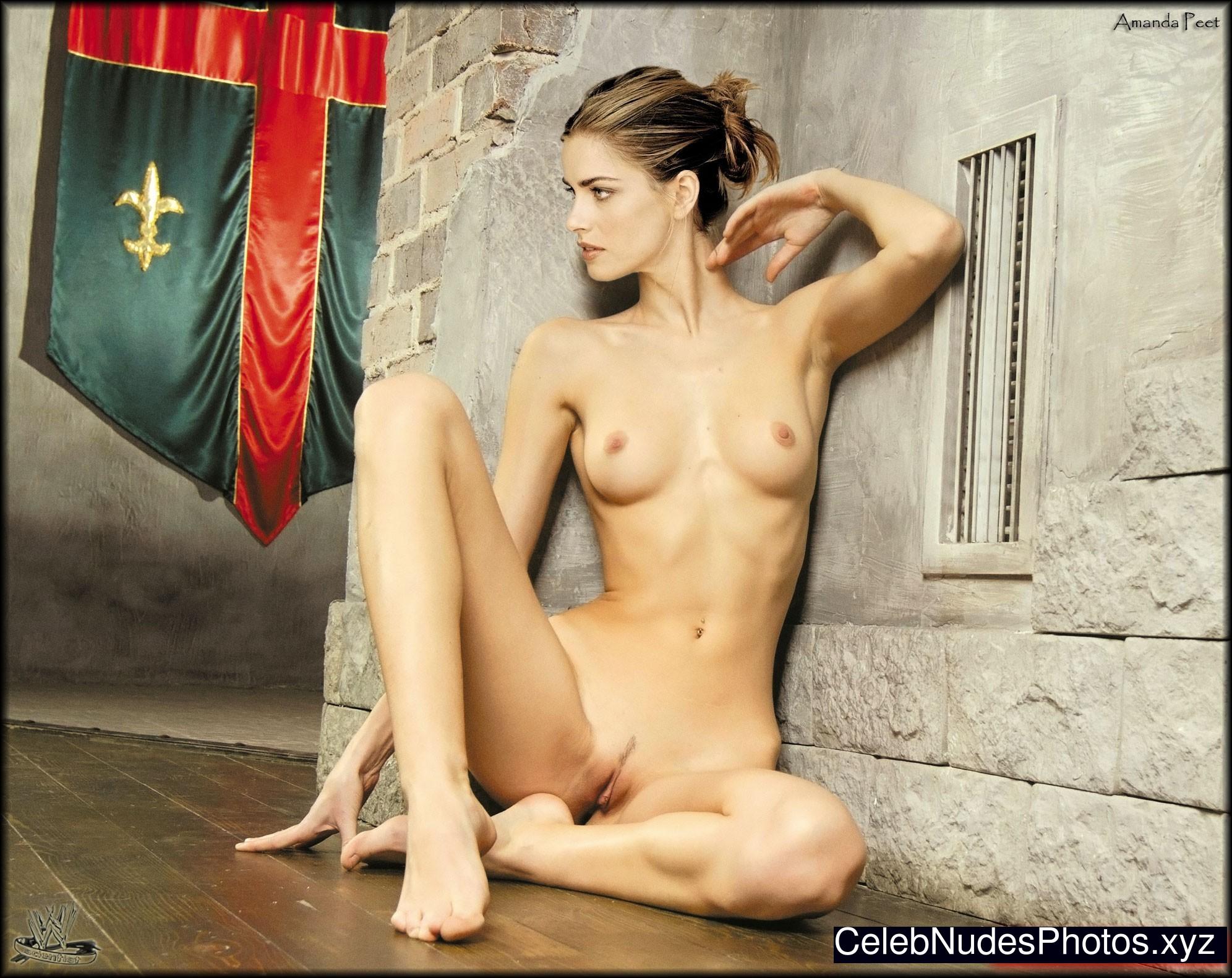 amanda peet images naked