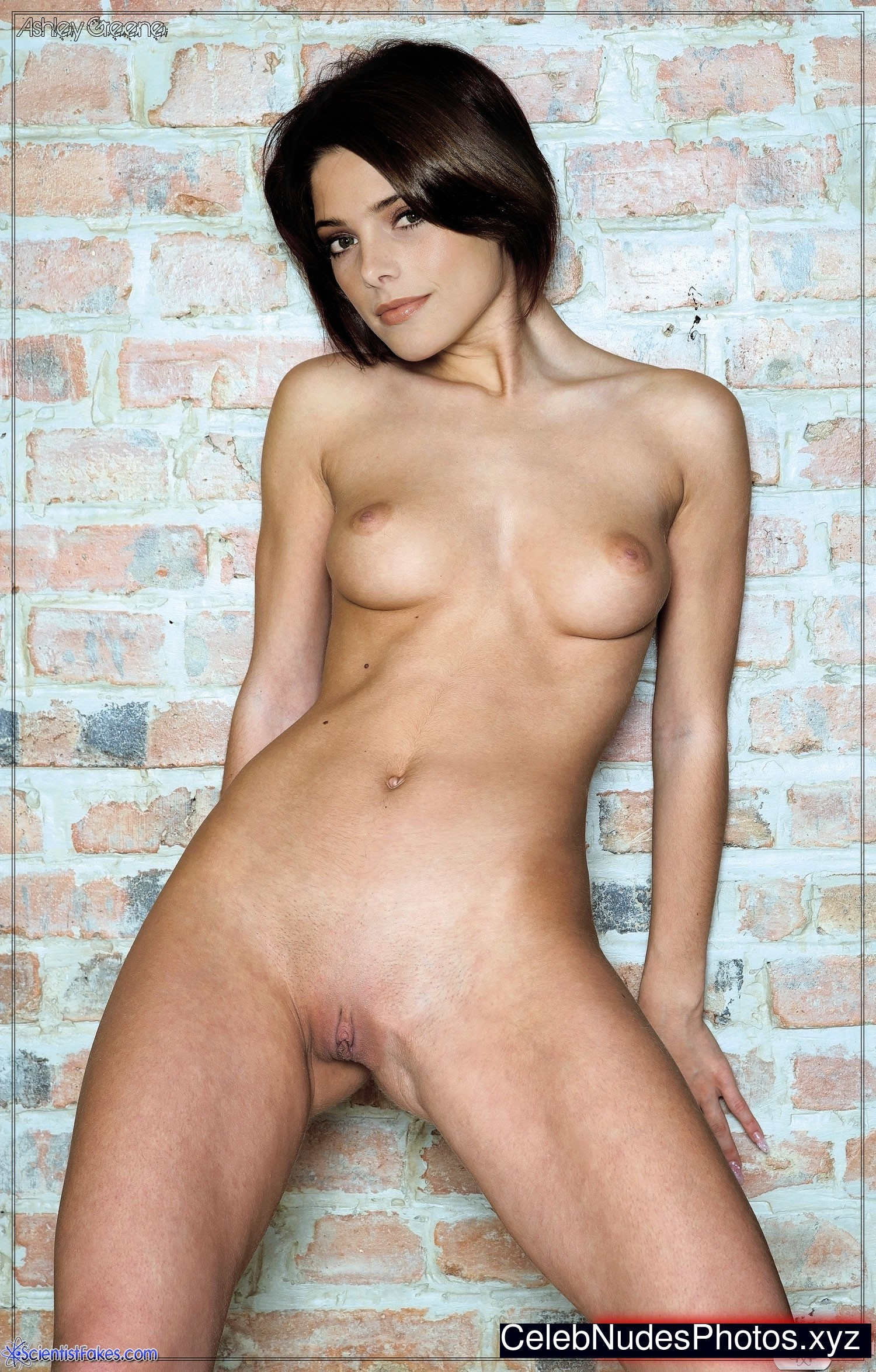 Naked big tit asian