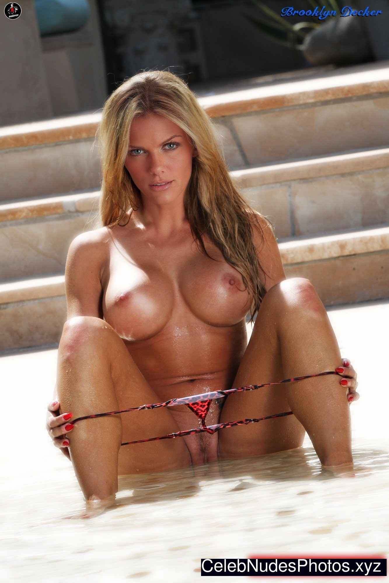 xxx pictures of brooklyn decker