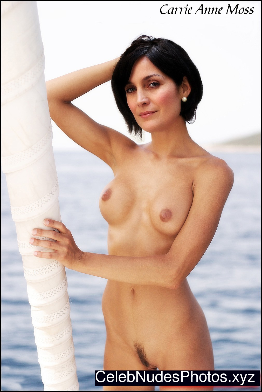 Naked pictures carrie anne moss