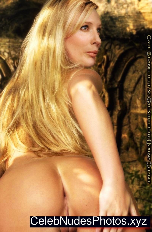 kate blanchette naked