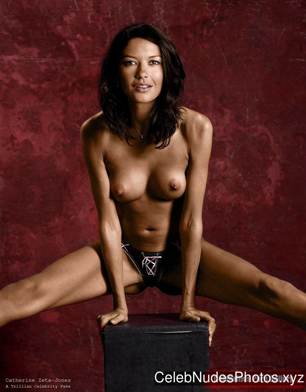 catherine zeta jones in the nude