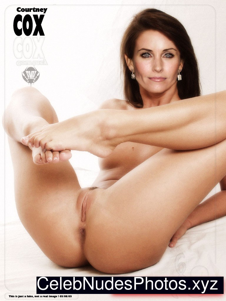 Courtney Cox In The Nude