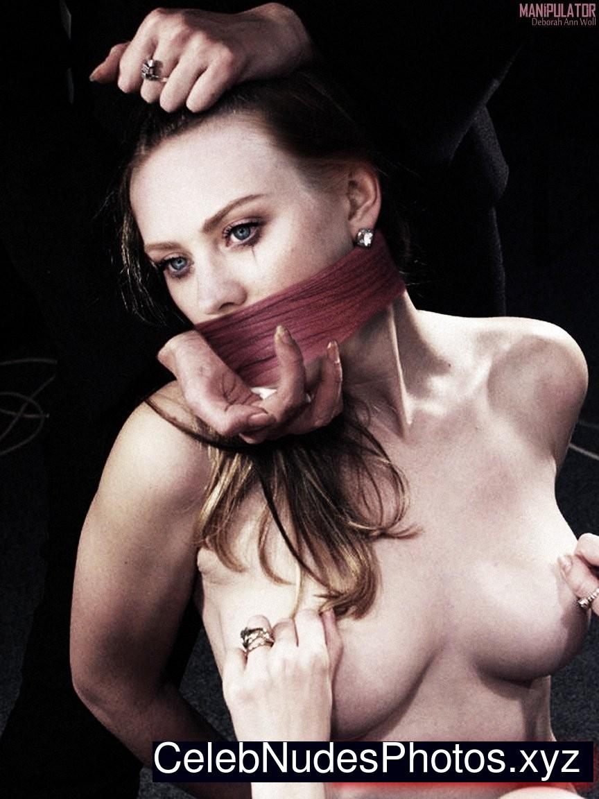 nude pics of deborah ann woll