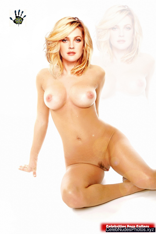 Drew barrymore nud