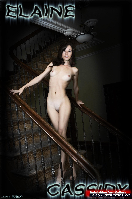 Elaine devry nude