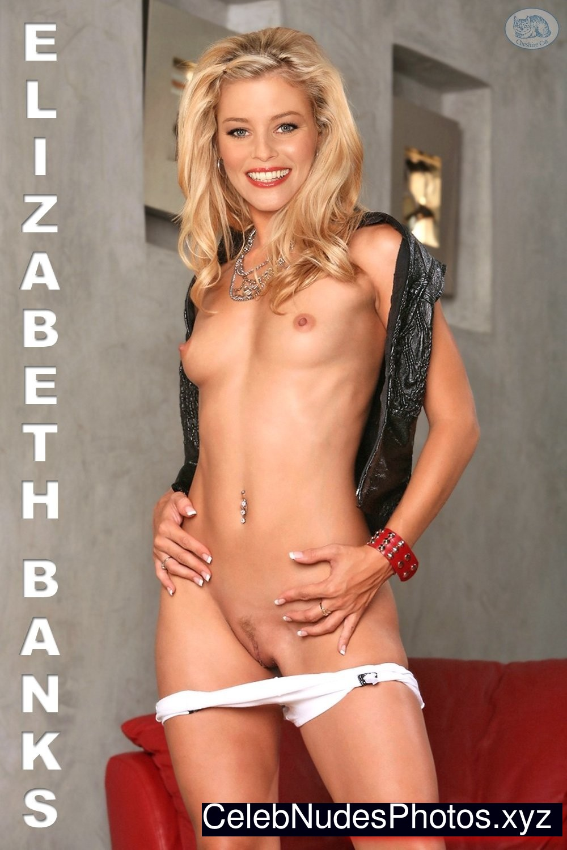 Elizabeth Banks Nude Scene