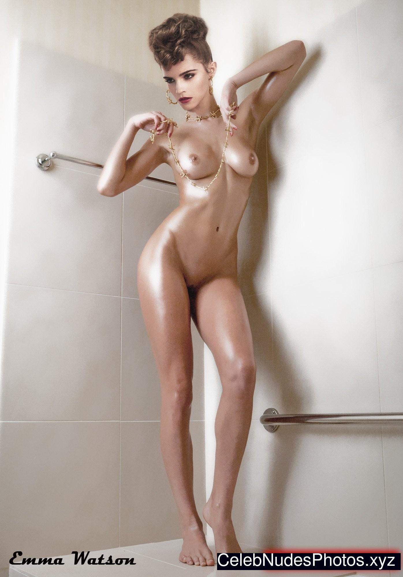 Emma wayson nude