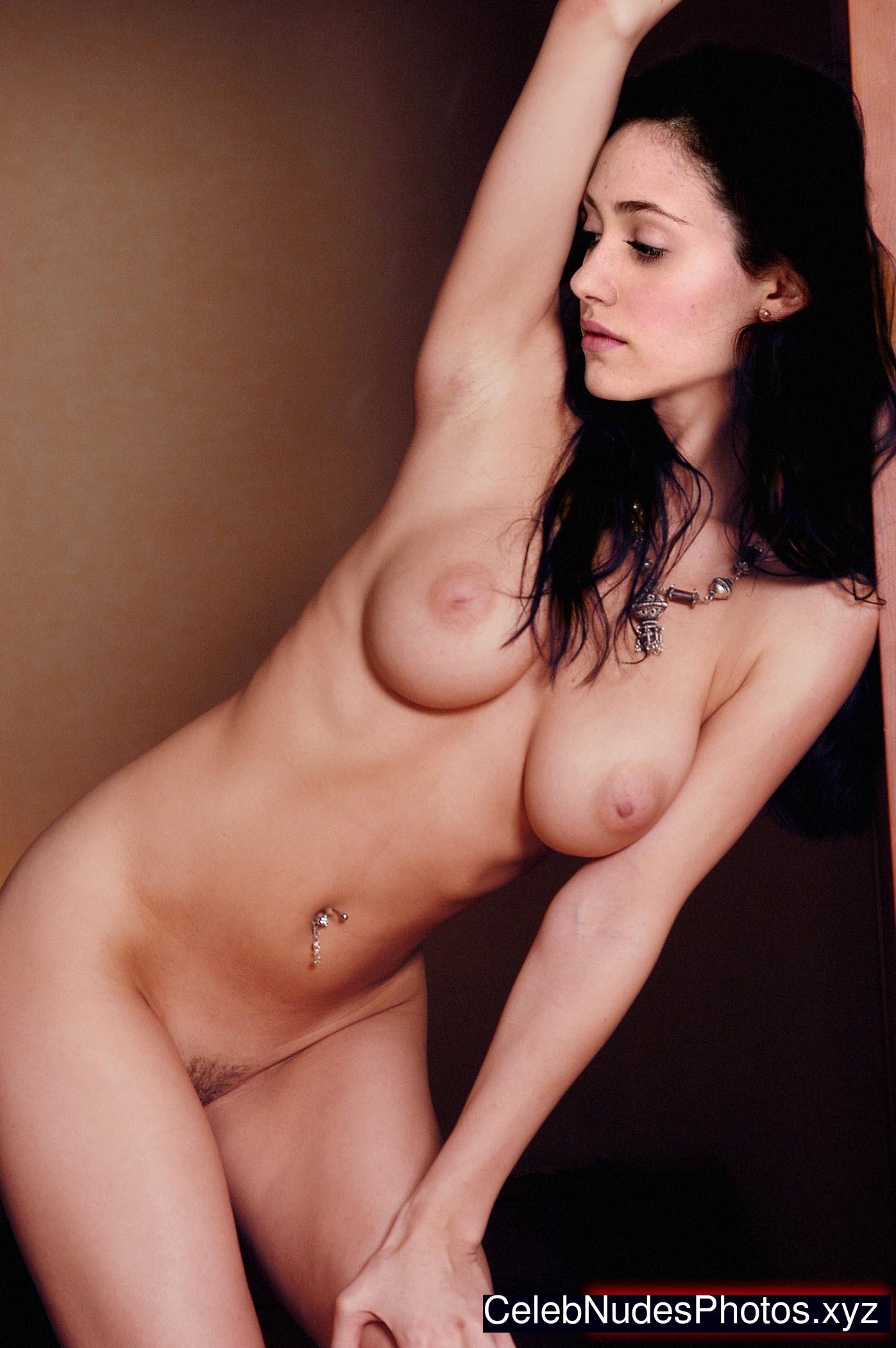 emmy rossum topless