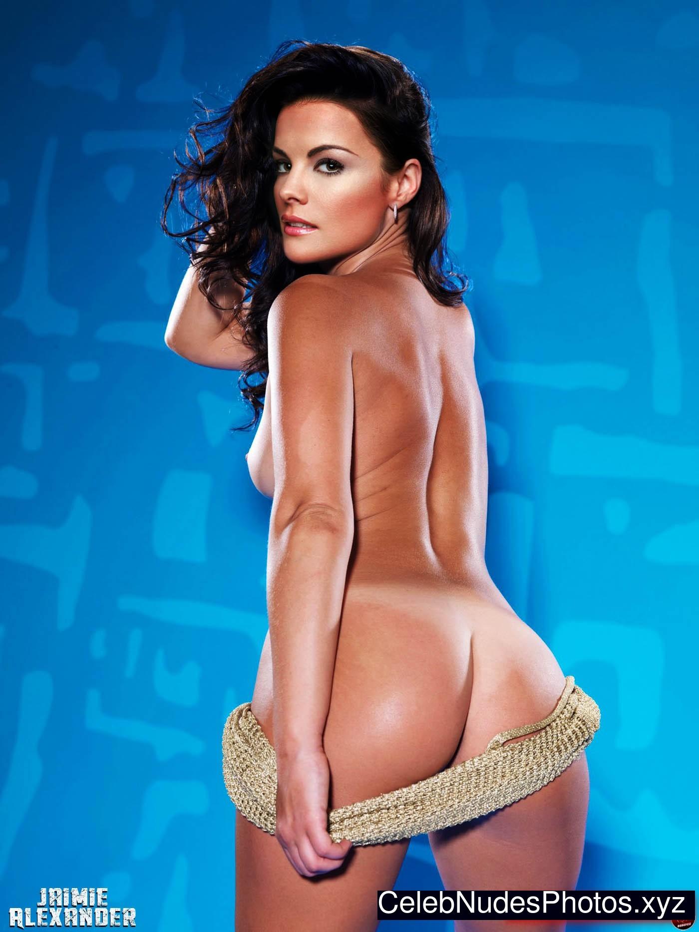 jaimie alexander nude photos