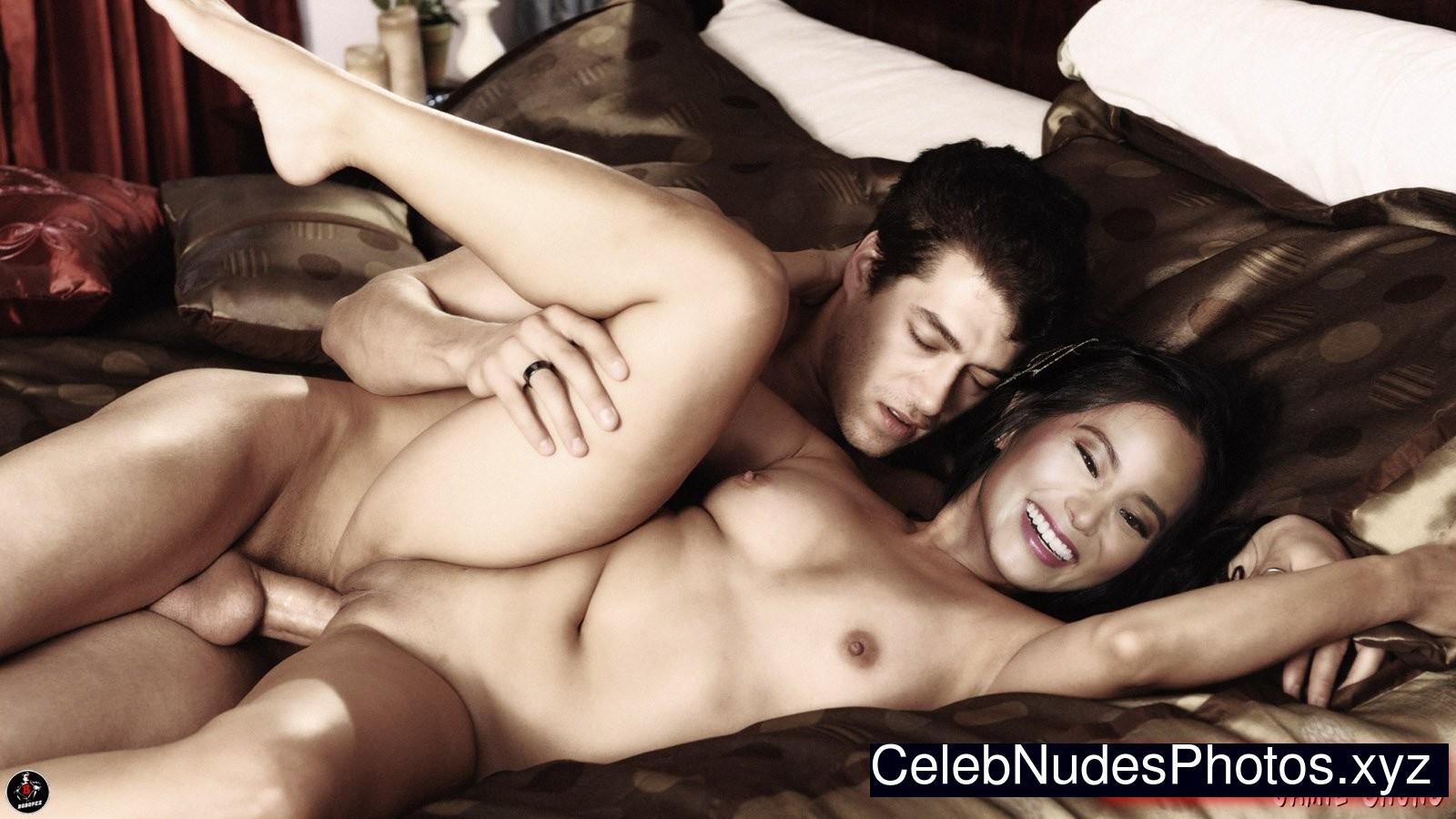 jamie chung nude pics with dildos